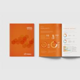 PHRN branded booklets
